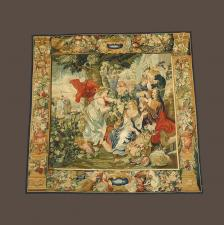Tapisserie  «Les vendanges» - LP1701