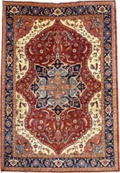 Gallery Girard, ancient rugs, antique Kilims, tapestries, restoration, Aubusson rugs : TAPIS TRADITIONNELS